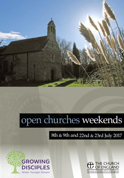 Diocese of Notts Open Churches Festival